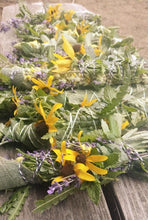 Artisan Smudge Sticks - Herbal Wild Flower Blend from Fresh New Life Homestead Made in Maine - The Local Variety
