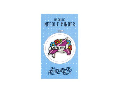 Magnetic Needle Minders for Cross Stitch from The Stranded Stitch