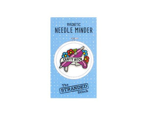 Magnetic Needle Minders for Cross Stitch from The Stranded Stitch - The Local Variety