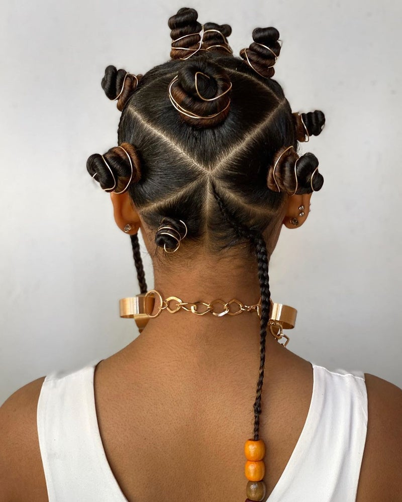 The Art Of Black Hairstyles
