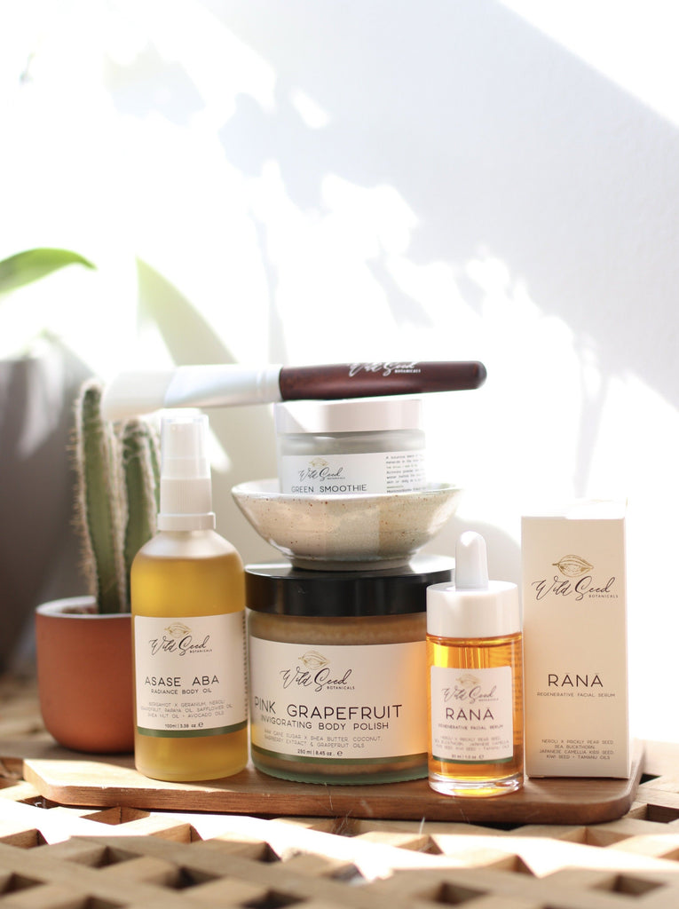 The Self-Care Collection - Wild Seed Botanicals