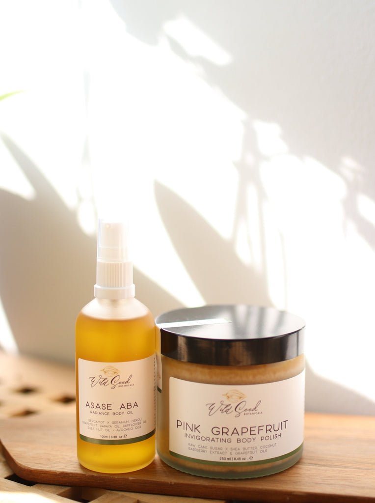 Bath and Body Duo - Wild Seed Botanicals