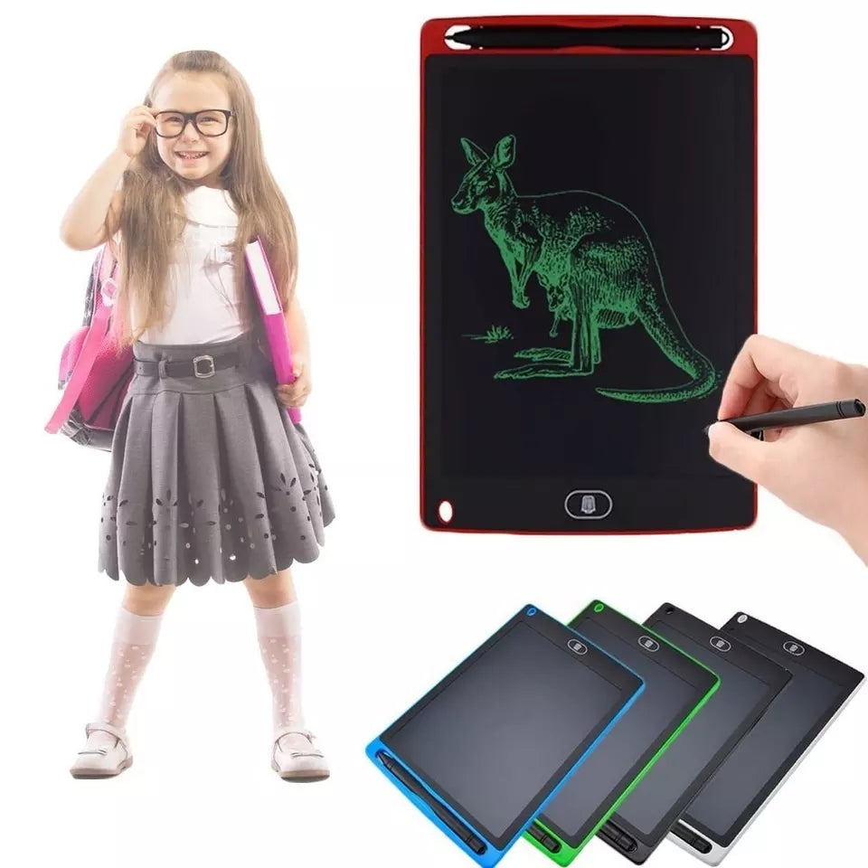 Portable 8.5 Inch Smart LCD Writing Tablet Electronic Notepad Drawing Graphics Handwriting Pad Board Dropshipping kids gift