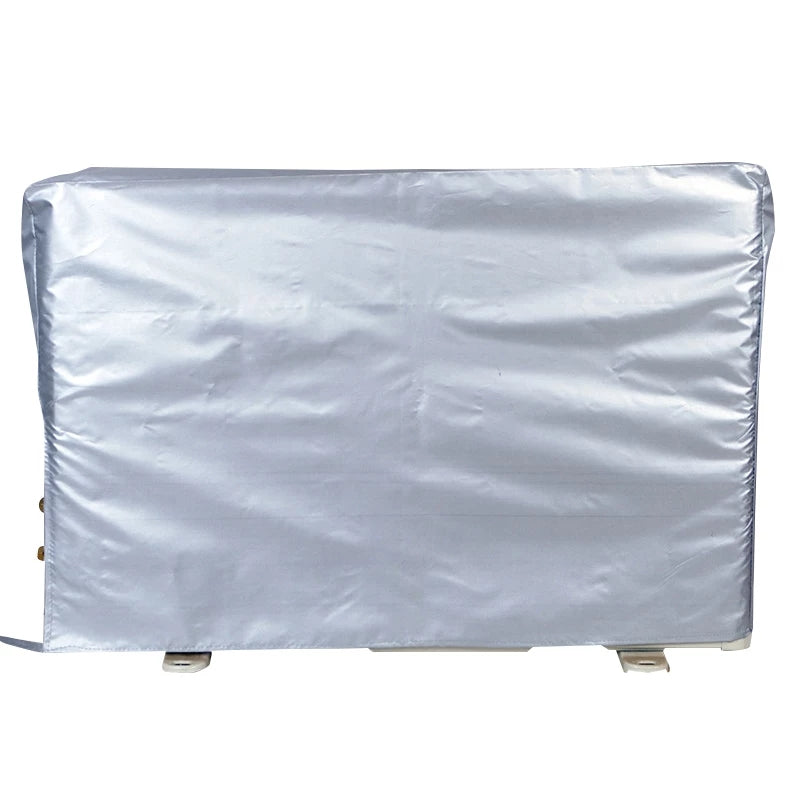 Air Conditioner Cover Anti-Dust Anti-Snow Waterproof Sunproof Conditioner Protectors