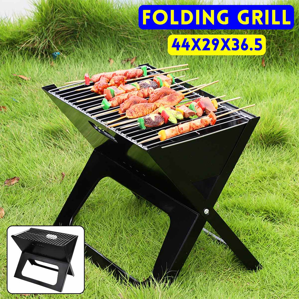 Mini Portable Barbecue BBQ Grill For Outdoor Camping