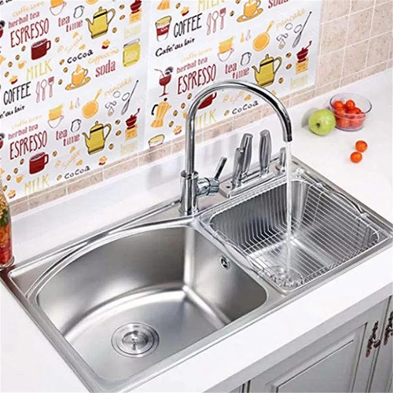 1PC Multifunction Refrigerator Mat Anti-fouling Placemats Kitchen Cabinet Mats Anti Frost Waterproof Drawer Pad - ShopnHob