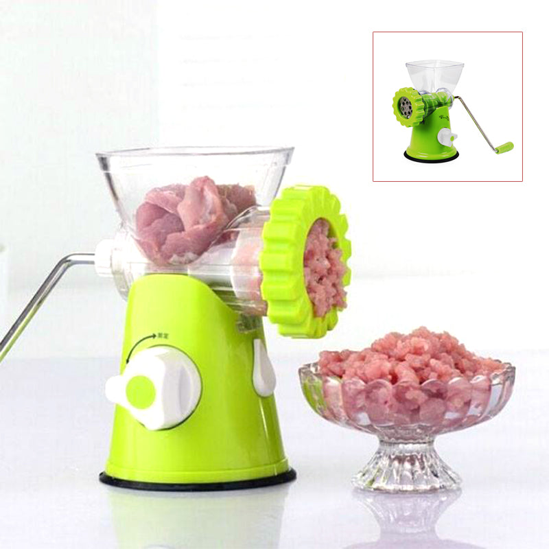 Multi-Functional Manual Meat Grinder - ShopnHob (3555444359248)