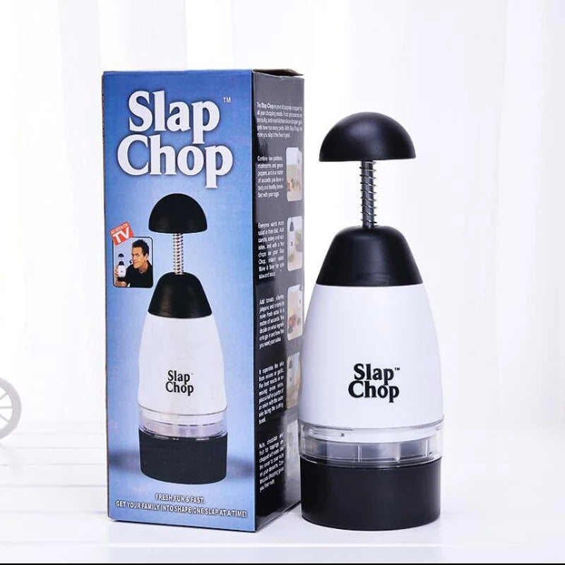 Kitchen Tool Vegetable Chopper Food Garlic Fruit Cutter Magic Slicer  Kitchen Accessories Fruit Vegetable Slap Chop Tool - ShopnHob