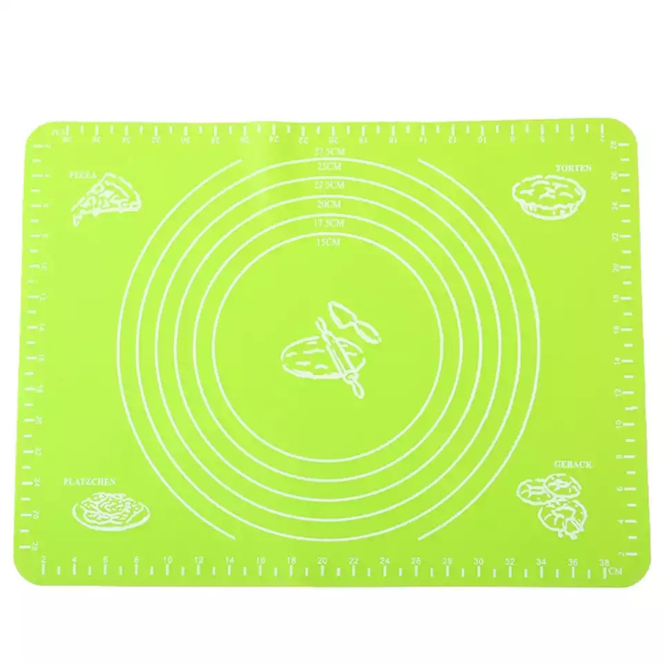 Copy of Non-Stick Silicone Mat Rolling Dough Liner Pad With Scale Flour Pad Pastry Mat Baking Mat Tool Reusable Paste Flour Table Sheet
