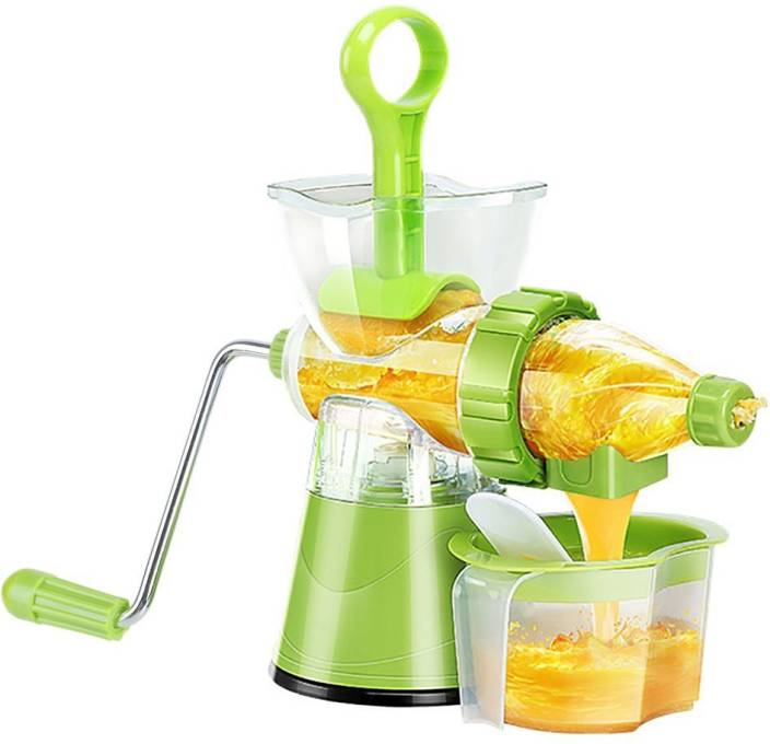Manual Fruit and Vegetable Hand Juicer - ShopnHob (3566635384912)