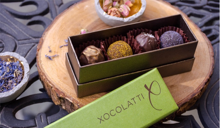 Our Top 5 Selling Chocolates!