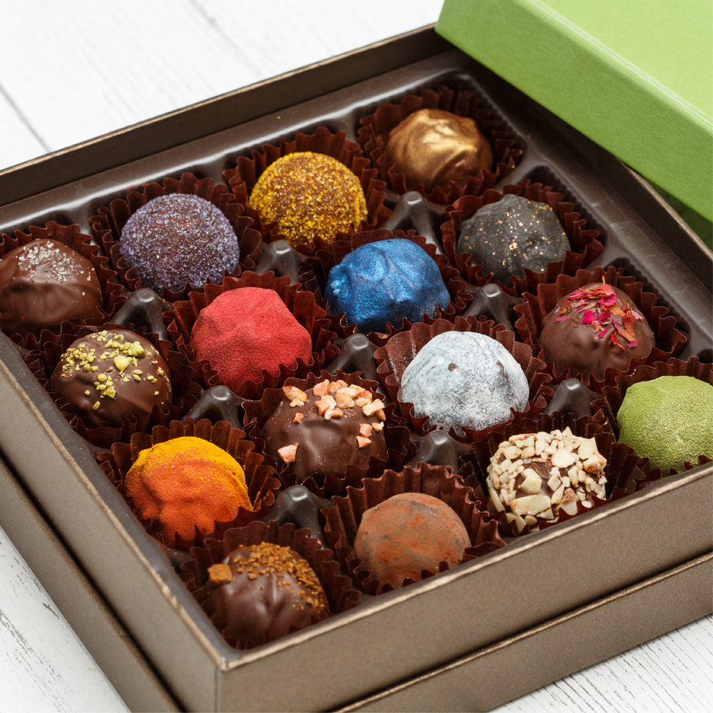 Xocolatti Gourmet Truffles Complete Collection