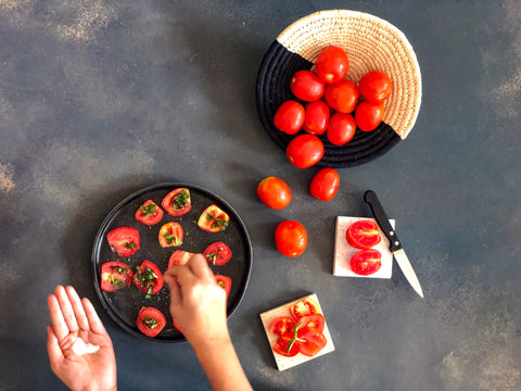 how to make sundried tomatoes at home