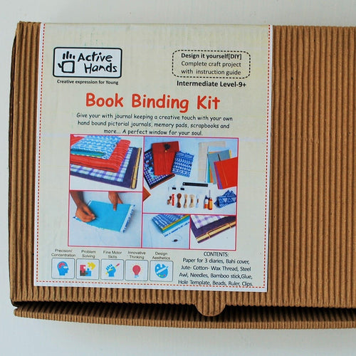 Book Binding Making DIY Kit