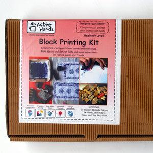 Blockprinting DIY Kit