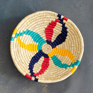 Assorted Sabai Handwoven Grass Baskets- Combo 3