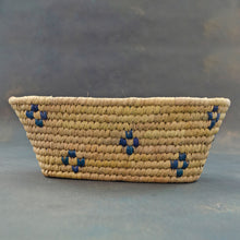 Load image into Gallery viewer, Blue Dadam Sabai Bread Basket