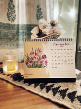 Load image into Gallery viewer, The Botanist's Desk Calendar 2021
