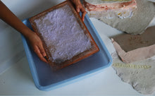Load image into Gallery viewer, Handmade Paper Making DIY Kit