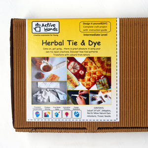 Herbal Tie & Dye DIY Kit