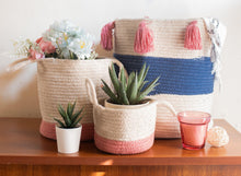 Load image into Gallery viewer, Assorted Multicolor Cotton Planters