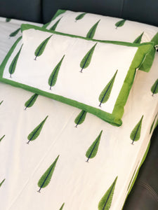 Gulmohar Double Bed Bedsheet