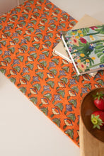 Load image into Gallery viewer, Udaipur Buti Blockprint Table Runner