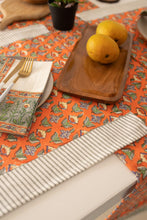 Load image into Gallery viewer, Udaipur Buti Set of Placemats and Napkins
