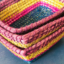 Load image into Gallery viewer, sabai jute storage baskets