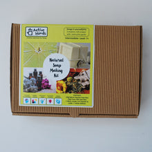 Load image into Gallery viewer, Natural Soap Making DIY Kit
