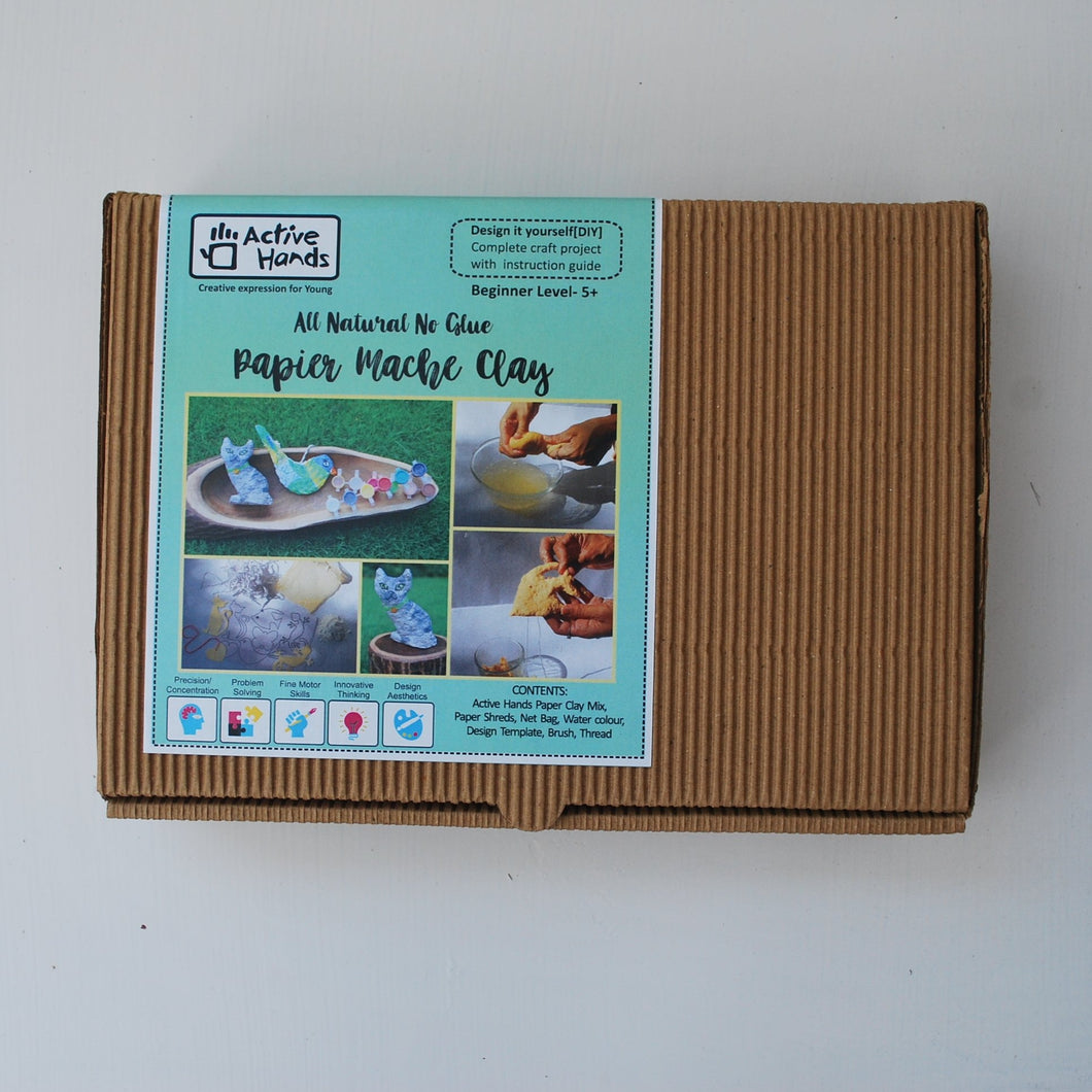 Paper Maiche Making DIY Kit