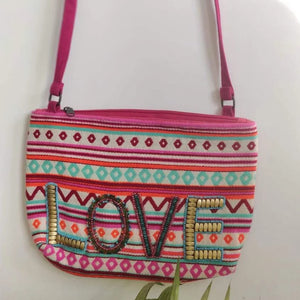Love Multicolor Pouch