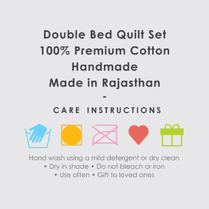 house of ekam care instructions for quilts