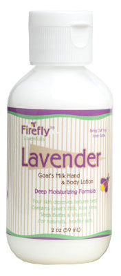 Lavender Hand & Body Lotion - Small
