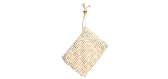 All Natural Sisal Soap Sack