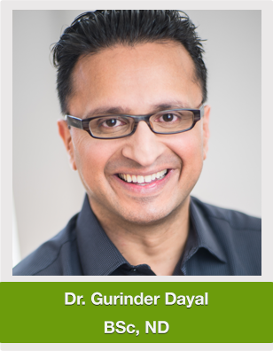 Dr. Dayal, Gurinder, ND