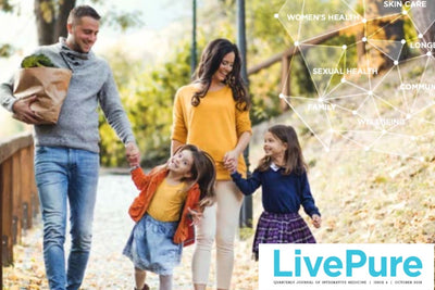 LivePure Quarterly Journal of Integrative Medicine - October 2019