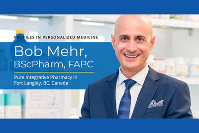Profiling Pure Pharmacy's Founder