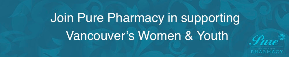 Join Pure in supporting Vancouver's women and children