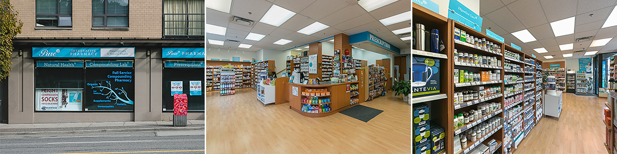 New Westminster Location