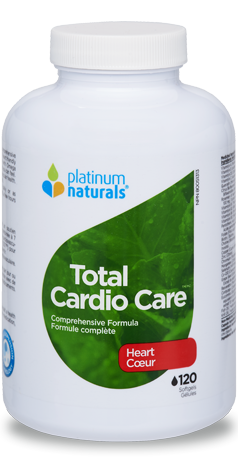 PLATINUM NATURALS TOTAL CARDIO CARE 120CAPS