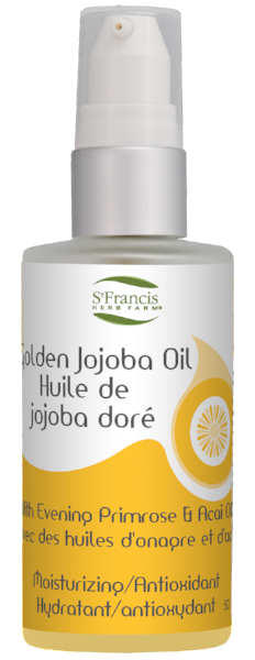 ST. FRANCIS GOLDEN JOJOBA OIL 50ML