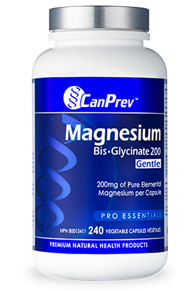 CANPREV MAGNESIUM GLYCINATE 200MG 120VCAPS
