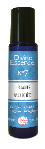 DIVINE ESSENCE REMEDY N.7 HEADACHES 15ML