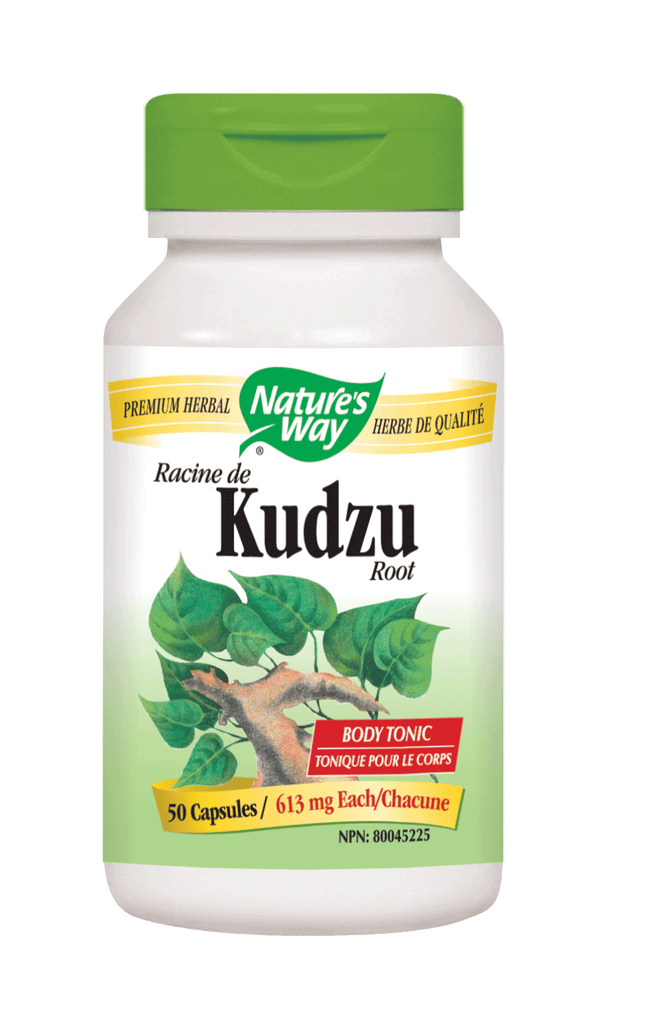 NATURE'S WAY KUDZU ROOT 50CAPS