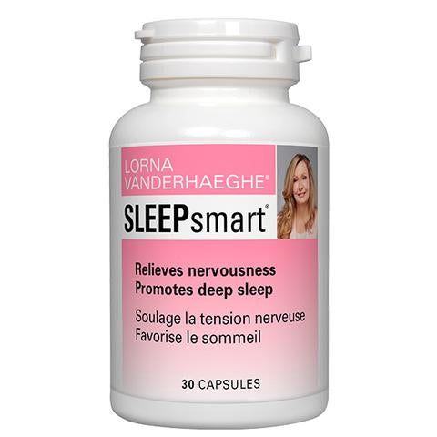 LORNA VANDERHAEGHE SLEEP SMART 30CAPS