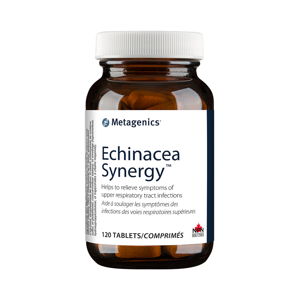 METAGENICS ECHINACEA SYNERGY 120TABS