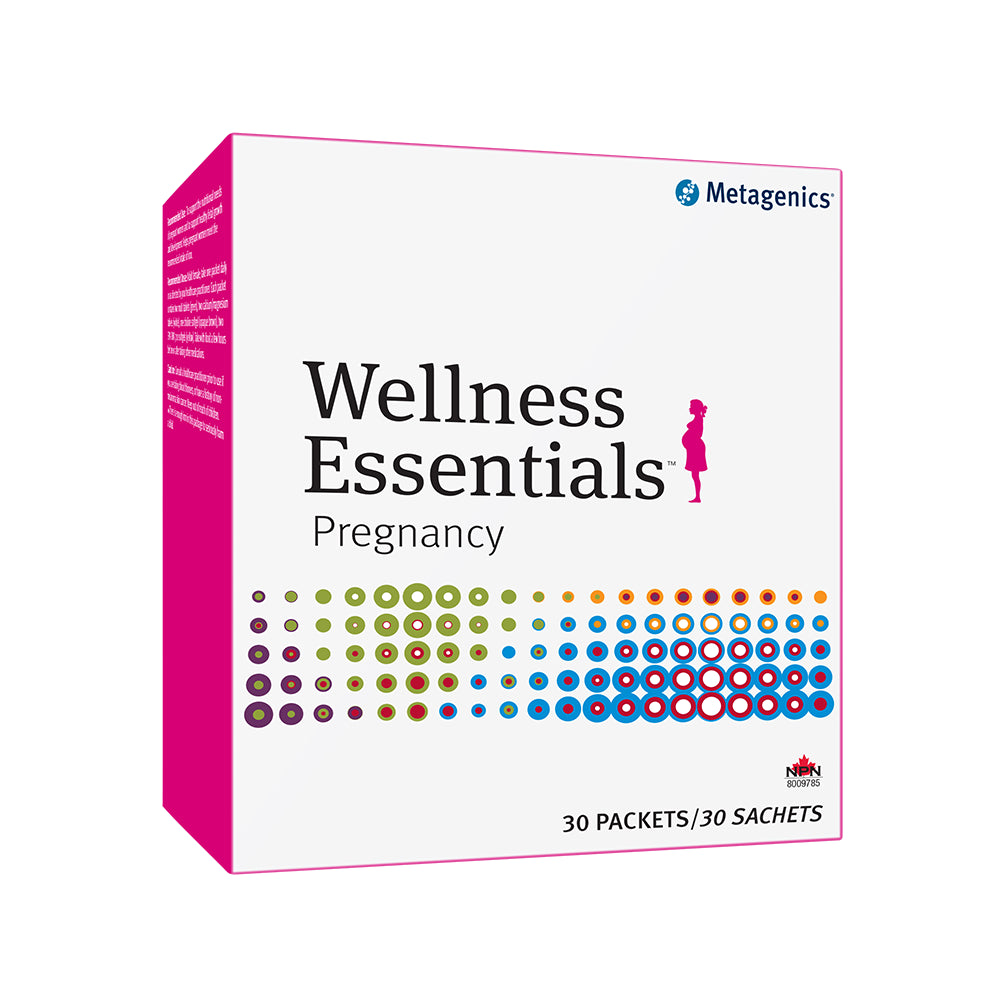 METAGENICS WELLNESS ESSENTIALS PREGNANCY 30PKTS