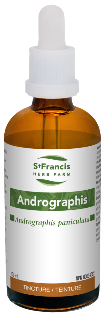 ST. FRANCIS ANDROGRAPHIS 100ML