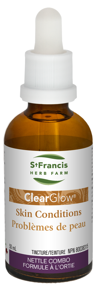 ST. FRANCIS CLEAR GLOW 50ML